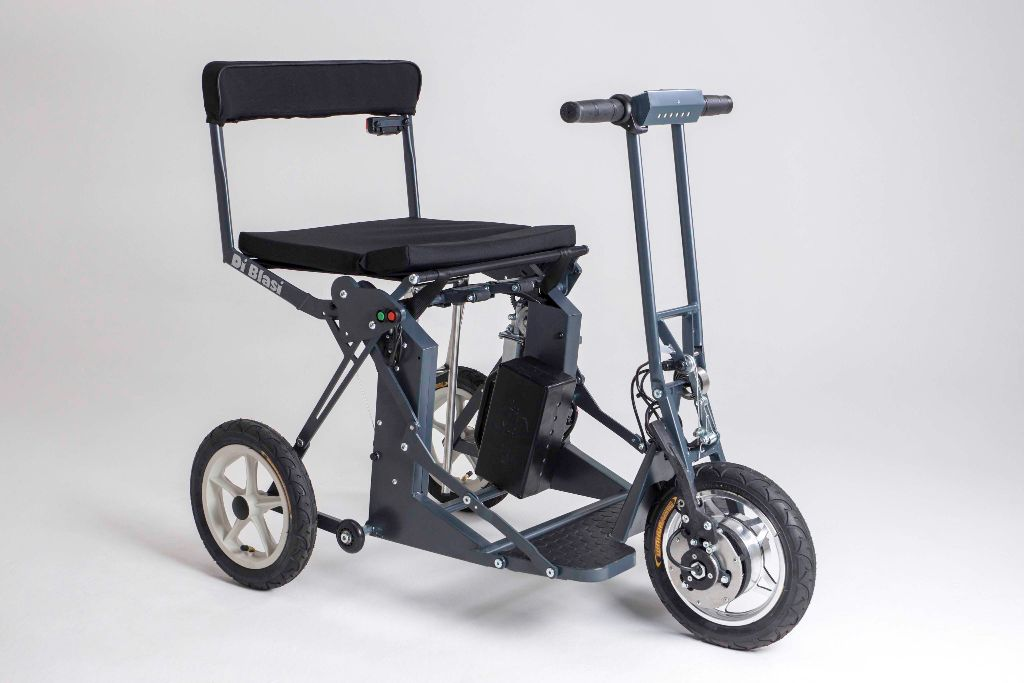 Scooter R30 antracite