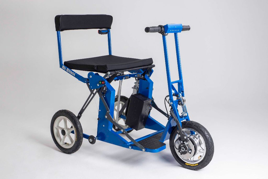 Scooter R30 blu