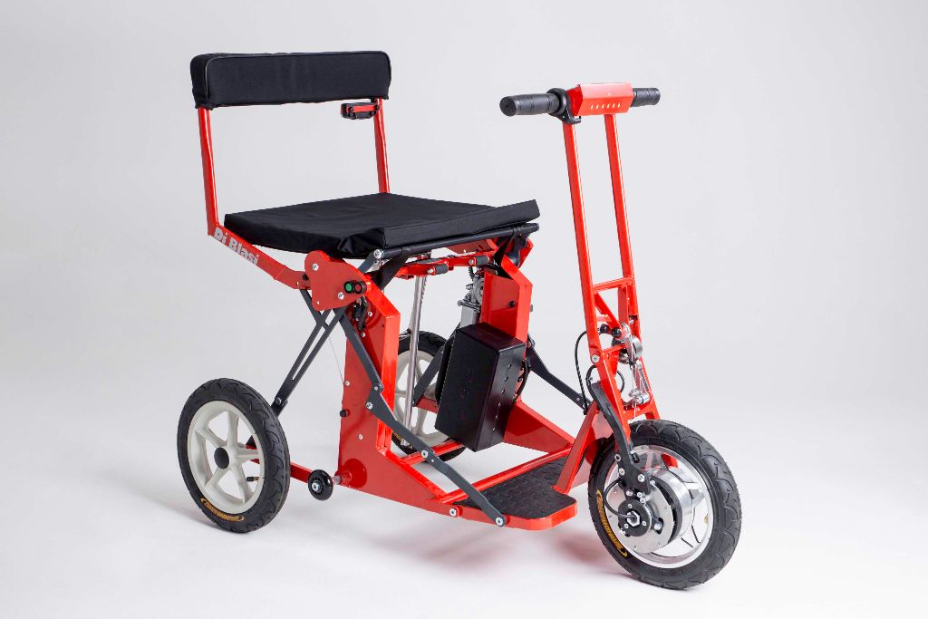 Scooter R30 rosso5